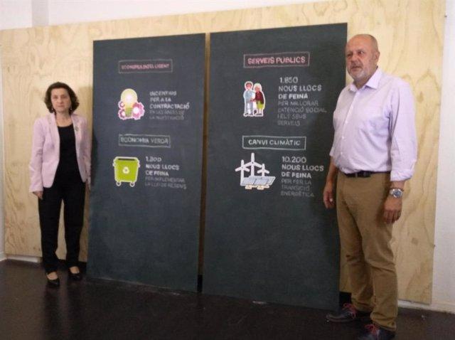 """MÉS per Mallorca apuesta por """"diversificar"""" la economía mediante la promoción audiovisual y las políticas verdes"""