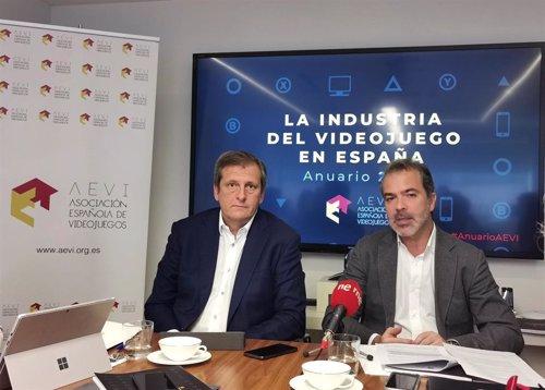La industria de los videojuegos factura 1.530 millones de euros en España durante 2018