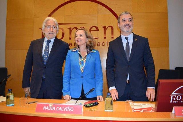 26M.- Collboni abre la puerta a que la lista más votada en Barcelona no tenga por qué gobernar