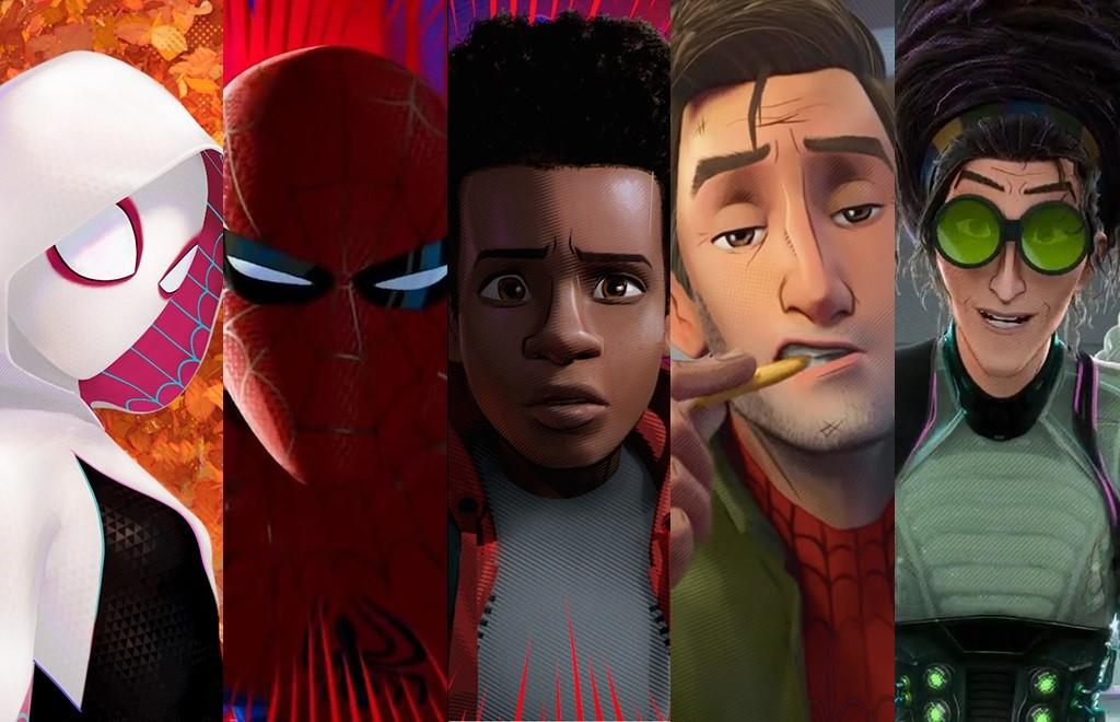 Construyendo El Multiverso Marvel Con J A Iglesias Así Se Diseñaron Los Personajes De Spider Man Un Nuevo Universo