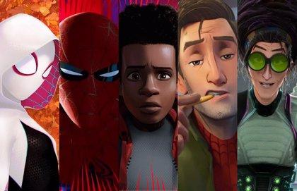 Construyendo el Multiverso Marvel con J.A. Iglesias:  Así se diseñaron los personajes de Spider-Man: Un nuevo universo