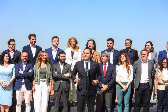 Aguado y Garrido respetan la decisión de la Junta Electoral al denegar a Más Madrid y Madrid en Pie tiempos electorales