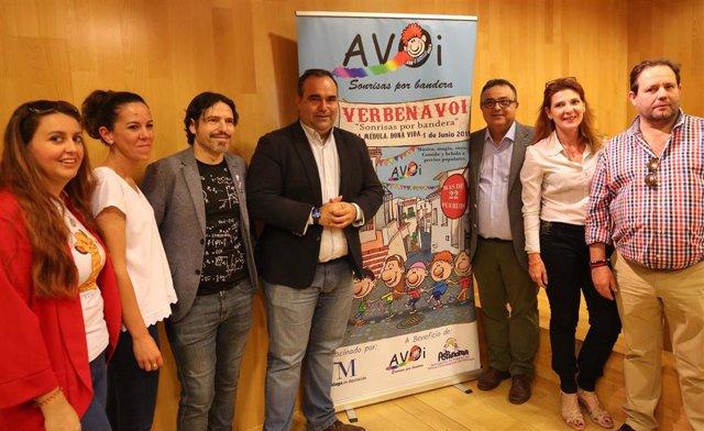Málaga.- Un total de 25 municipios participarán de forma simultánea en las verbenas solidarias a favor de AVOI