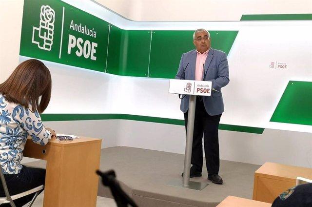 """PSOE-A critica que la """"primera duplicidad"""" es auditar entidades """"auditadas"""" y reta a Junta a aclarar si plantea """"un ERE"""""""