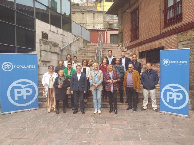 """26M.- Mercedes Fernández (PP) Espera """"Acierto"""" En El Programa Electoral Para Asturias, Aunque Afirma Desconcerlo"""