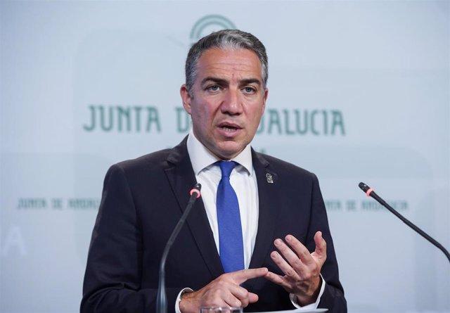 """Junta pide al próximo Gobierno que afronte la inmigración sin """"demagogia"""" y buscando """"una solución entre todos"""""""