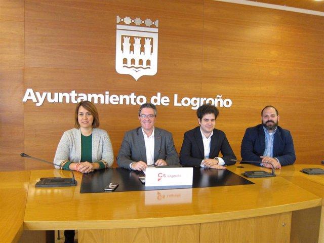 Ciudadanos ha devuelto al Ayuntamiento el 58% de la asignación municipal en esta legislatura