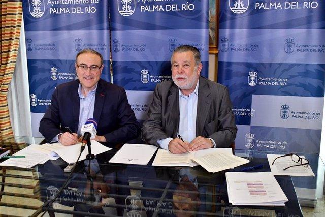 CórdobaÚnica.- La intervención de la Diputación permitirá recuperar parte del antiguo juzgado de Palma del Río