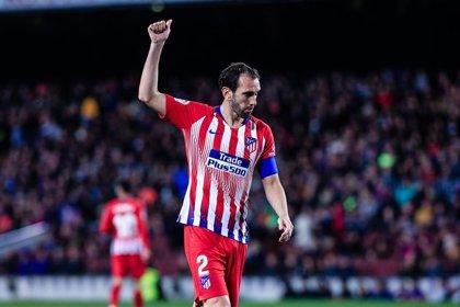 Godín anuncia su salida del Atlético tras nueve temporadas y ocho títulos