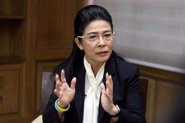 Tailandia.- El partido de los Shinawatra anuncia que intentará formar gobierno en Tailandia