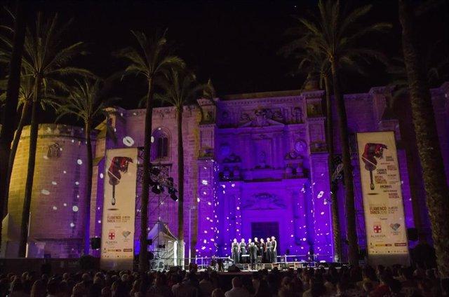 Almería.-El Festival Flamenco y de Danza de Almería contará con el respaldo económico de la Junta en los presupuestos