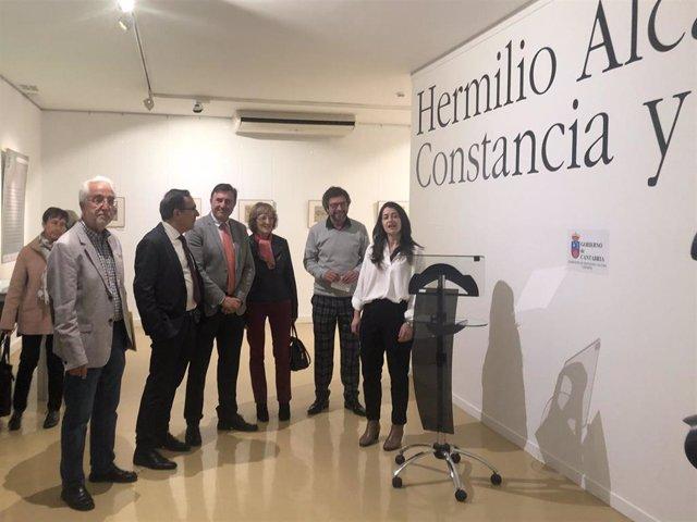 Torrelavega.- La Casa de Cultura acoge hasta el 31 de agosto una muestra sobre Hermilio Alcalde del Río