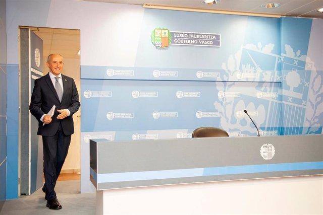 """Gobierno Vasco dice que la carta de UE demuestra que su actuación en La Naval """"no es arbitraria"""" y está """"fundamentada"""""""