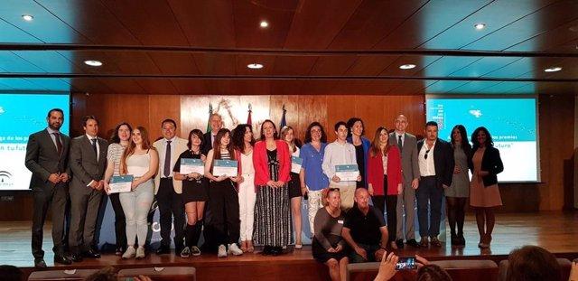 Educación.- Imbroda y Ruiz destacan la apuesta de la Junta por visibilizar a las mujeres en los espacios tecnológicos