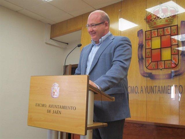 Jaén.- Márquez (PP) apela a la presunción de inocencia de los investigados en la causa de Matinsreg