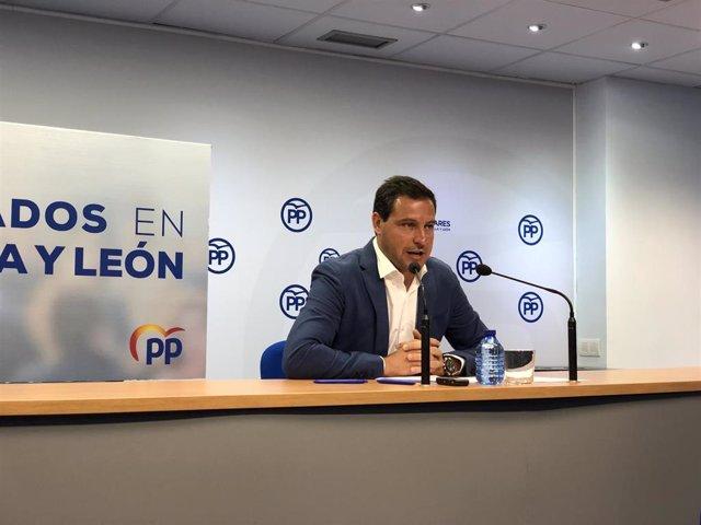 """26M.- Mañueco Abrirá En Salamanca Y Valladolid Una Campaña """"Intensa, Directa Y Cercana"""" Bajo El Lema 'Centrados En Cyl'"""