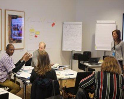 La OMS lanza a nivel mundial su paquete europeo de comunicación ante riesgos de emergencias