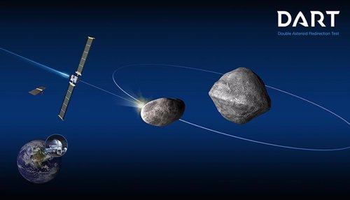 La primera misión de defensa planetaria de la NASA despegará en julio de 2021