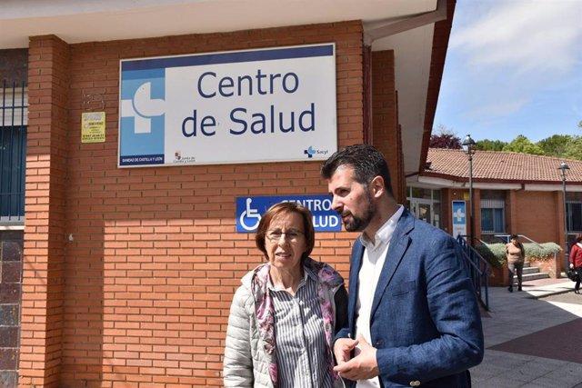 26M.- Tudanca Propone Blindar La Sanidad En El Estatuto De Autonomía Para Que Se Garantice Su Carácter Gratuito