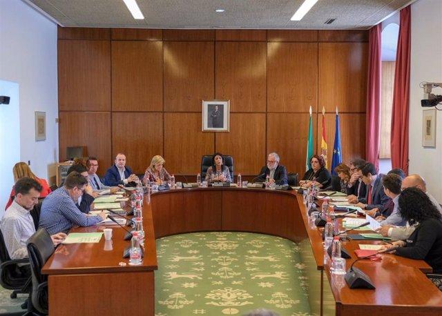 26M.- El Pleno Del Parlamento Se Desarrollará Los Días 15 Y 16, En Plena Campaña De Las Elecciones Municipales