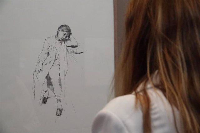 Málaga.- La obra del dibujante y grabador malagueño Daniel Quintero se expone en el MUPAM hasta el 28 de julio