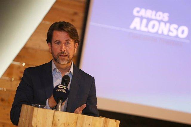 26M.- Alonso Exige Al Estado Más Inversión En La Costa De Tenerife
