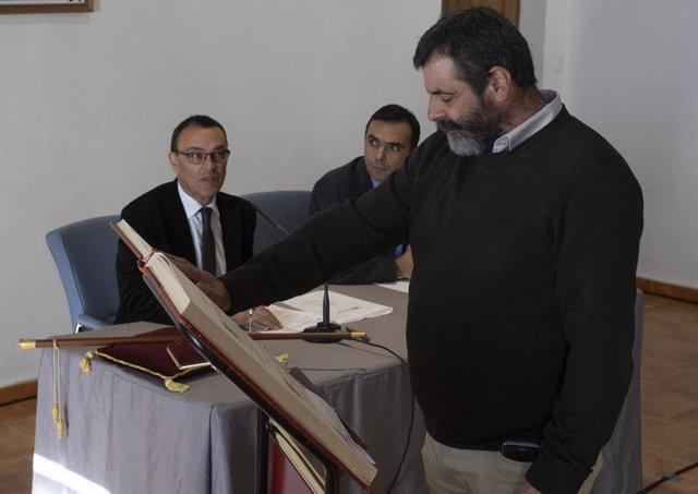 Sesión constitutiva de La Zarza-Perrunal.