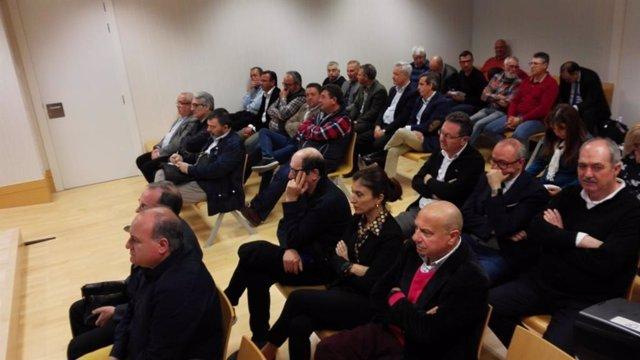 AMP.- La Audiencia de Alicante anula parte de las intervenciones telefónicas de 2008 que dieron lugar al caso Brugal