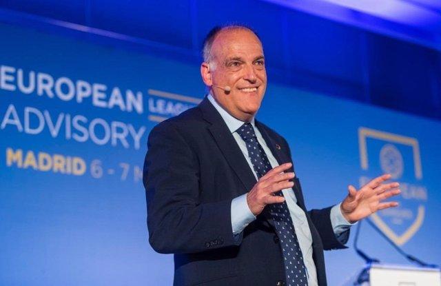 """Fútbol.- Las ligas europeas reclaman """"ser incluidas"""" en la reforma de las competiciones y rechazan el proyecto de la ECA"""