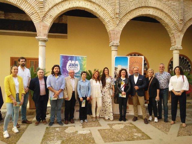 Jaén.- Turismo.- El Ayuntamiento programa cerca de 70 actividades para promocionar la ciudad durante Expoliva