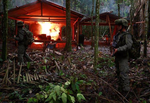 El narcotráfico, un obstáculo en la relación entre Colombia y Estados Unidos