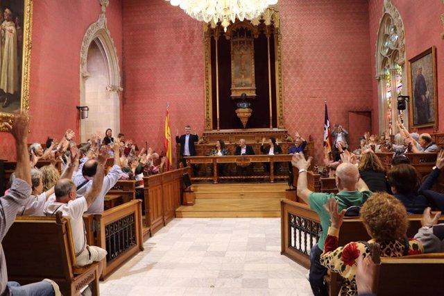 Unes 200 persones sordes de tota Espanya visitaran Palma, Sóller, Raixa o es Castell de Bellver de vacances