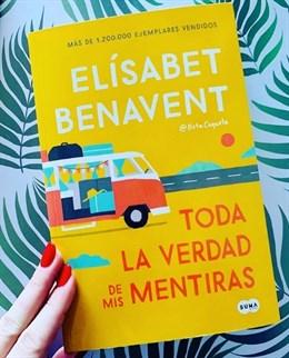 """Cultura.- Benavent: """"Quiero que los lectores olviden el reloj; el prejuicio contra el entretenimiento no tiene sentido"""""""