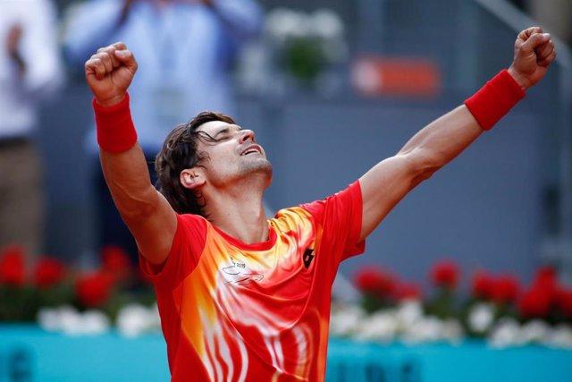 Tennis: Mutua Madrid Open 2019, Day 5
