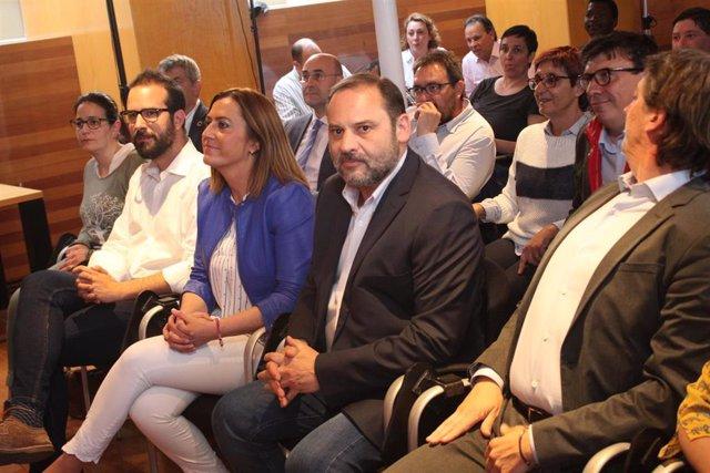 """26M.- Ábalos Defiende Que Ha Sido """"Muy Sensible"""" Con La Reivindicación Y Necesidades De La Provincia De Soria"""