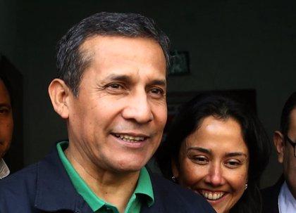 La Fiscalía peruana solicita 20 años de prisión para el expresidente Ollanta Humala en el marco de 'Odebrecht'