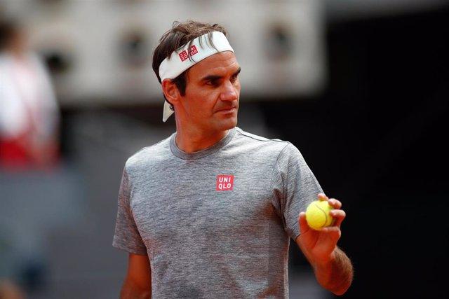 Tennis: Mutua Madrid Open 2019, Day 1