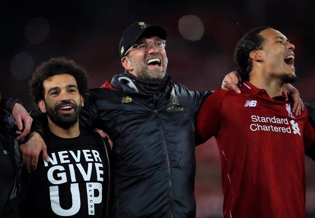 UEFA Champions League - Liverpool vs Barcelona