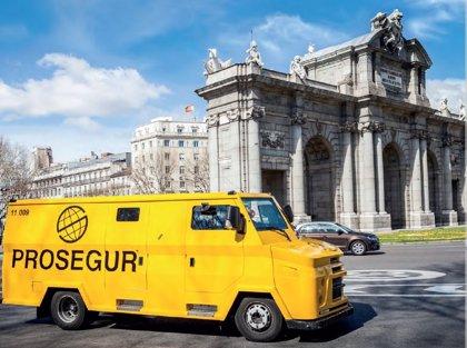 Prosegur gana 30 millones de euros hasta marzo, un 51,8% menos