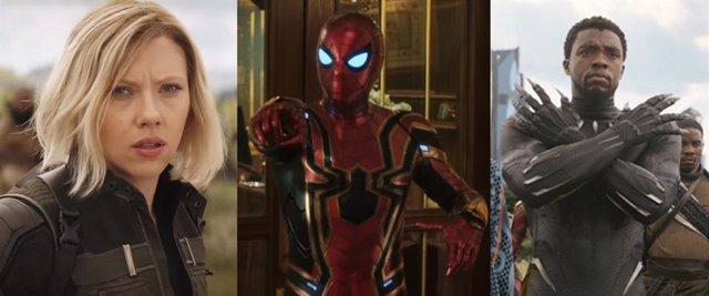 Marvel anuncia las fechas de las 8 películas de su Fase 4: Los Eternos, Viuda Negra... ¿Y qué más?