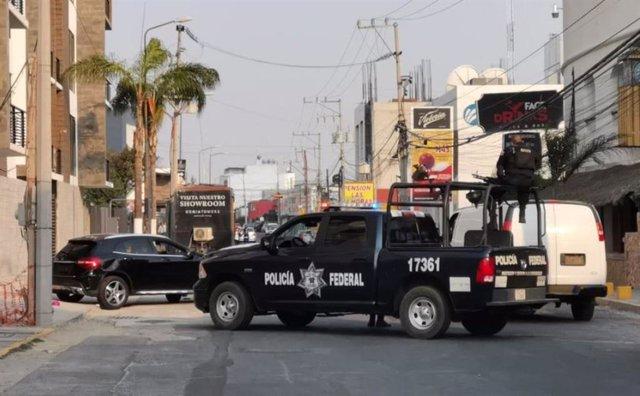 Detienen a 'El Ray', presunto jede de plaza del Cártel Jalisco Nueva Generación, en el estado mexicano de Puebla