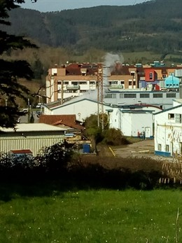 La Coordinadora Ecologista critica la prórroga concedida a la planta láctea ubicada en Villaviciosa