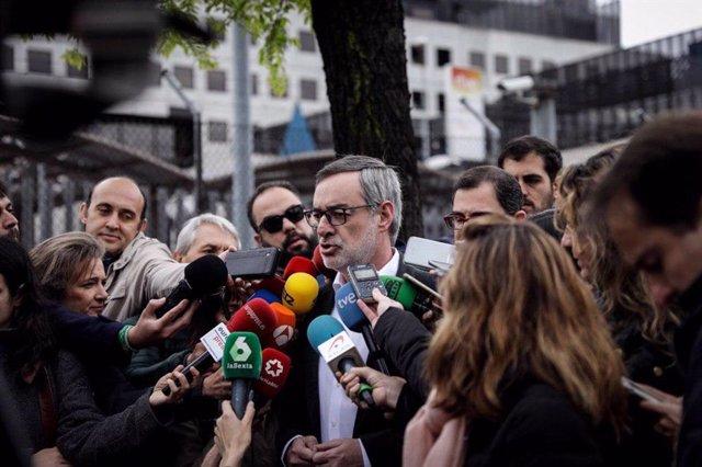 """28A.- Villegas dice que, tras los debates, Rivera ha atraído a muchos indecisos y que el domingo """"dará la campanada"""""""