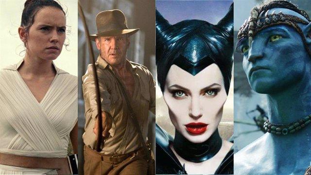 Disney pone fecha a 63 películas hasta 2027