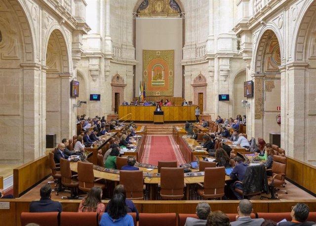 Comunidades andaluzas de regantes valoran que el Parlamento pida a la Junta que impulse un pacto andaluz por el agua