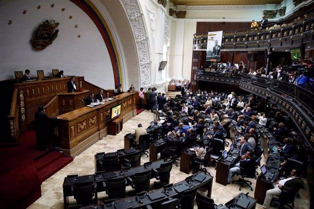 """Venezuela.- La Asamblea Nacional de Venezuela aprueba un acuerdo para """"fortalecer"""" las Fuerzas Armadas"""