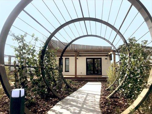 LG presenta una casa sostenible que ahorra el 90% de las facturas y permitirá ganar dinero con la energía almacenada