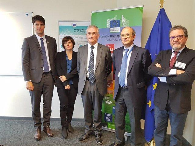 Zaragoza acogerá la EU Water Innovation Conference 2019