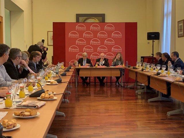 """26M.- Maragall Defensa Acords Amb Colau: """"Pactaré Amb Un Espai Progressista Comproms"""""""