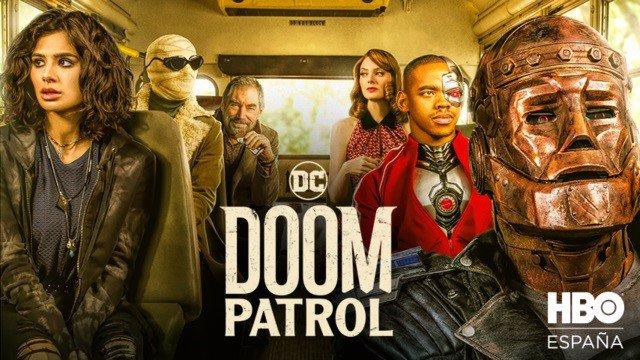 'Doom Patrol' Desembarcará En HBO El 5 De Junio